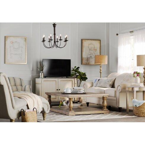 Lark Manor Versailles Living Room Chaise Lounge & Reviews   Wayfair