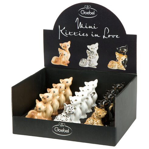 Figur-Set Kitties