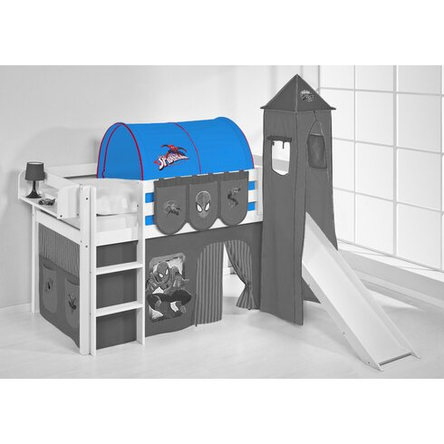 Spiderman Bunk Bed Tunnel