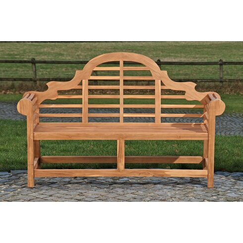 Neagh 2-Seater Teak Bench