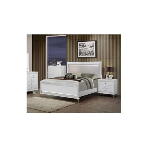 Global Furniture USA Catalina Panel Customizable Bedroom Set ...