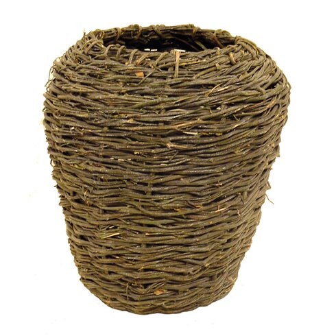 Round Willow Basket for Plant