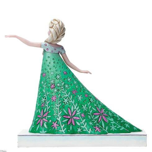 Disney Traditions Celebration of Spring (Frozen Fever Elsa) Figurine