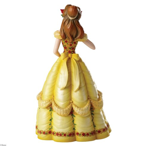 Disney Showcase Belle Masquerade Figurine