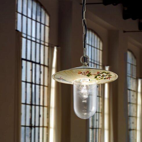 Genova 1 Light Mini Pendant Lamp