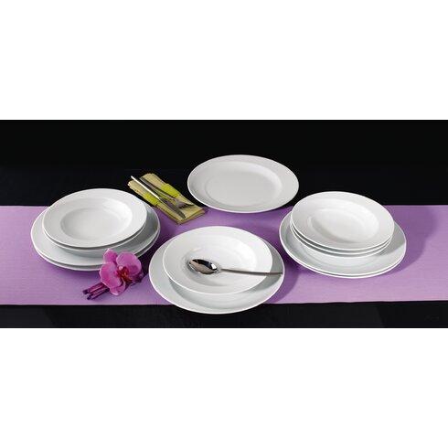 Paso 12 Piece Dinnerware Set