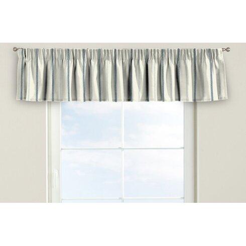 Avinon Pencil Pleat Tier Curtain