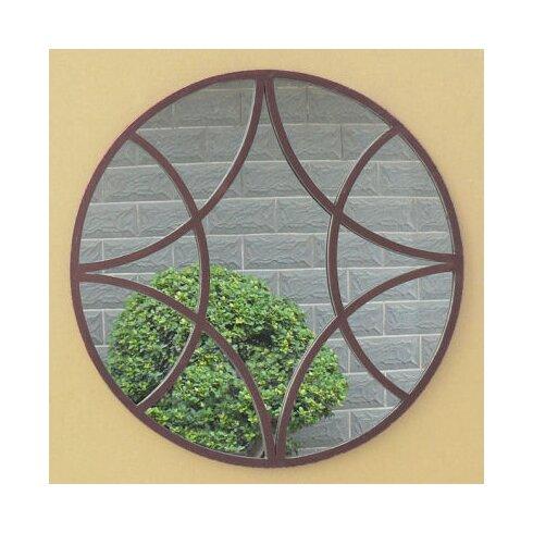 Small Gothic Mirror Wall Decor