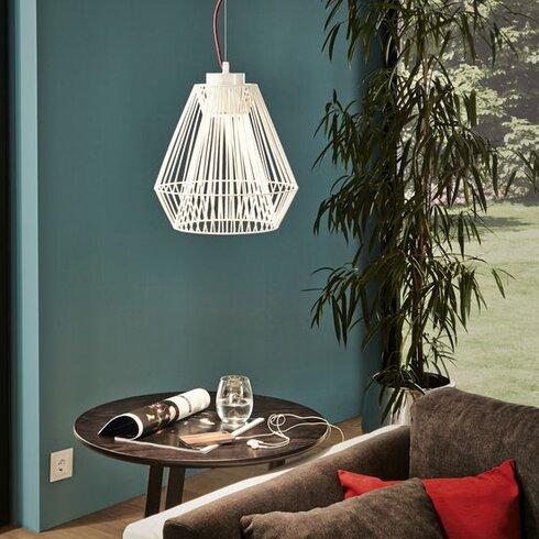 Piastre 1 Light Flush Ceiling Light