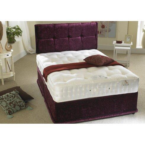 Signature Platinum Divan Bed