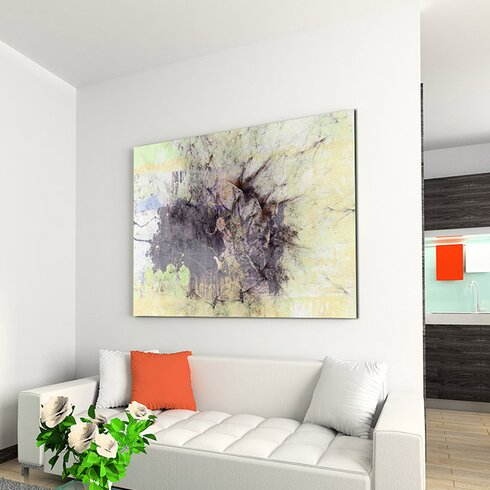 Enigma Abstrakt 1495 Painting Print on Canvas
