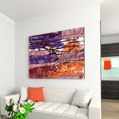 Abstract Enigma 713 Framed Graphic Art