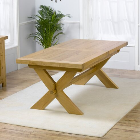 Rochelle Extendable Dining Table and 10 Chairs