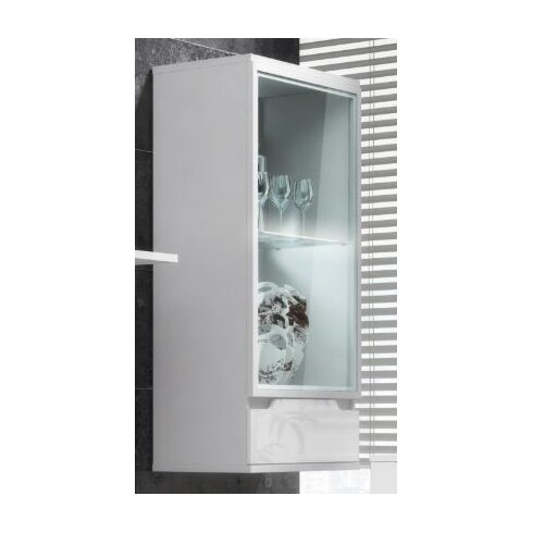 Renae Wall Mounted Display Cabinet