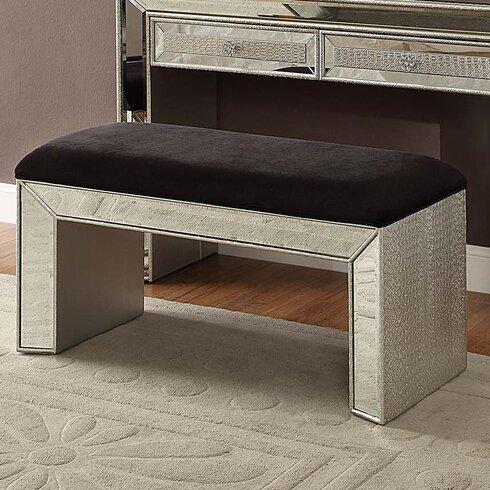 Sofia Upholstered Bedroom Bench