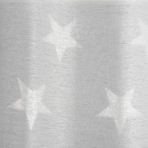 Einzel-Vorhang Star