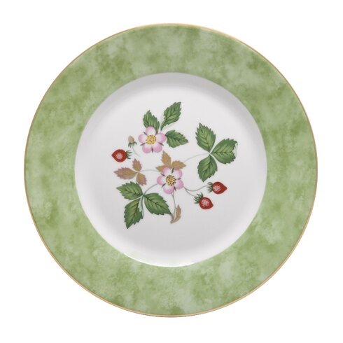 """Wild Strawberry 8"""" Accent Salad Plate"""