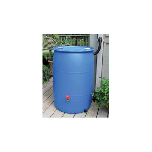 Earthminded Diy Rain Barrel Diverter And Parts Kit You 39 Ll