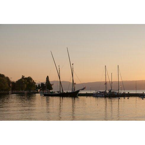 'Lake Geneva 1' by Philippe David Framed Photographic Print