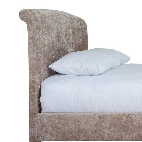 Zoe Upholstered Bed Frame