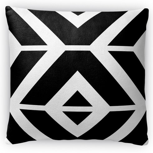 Montilla Fleece Throw Pillow