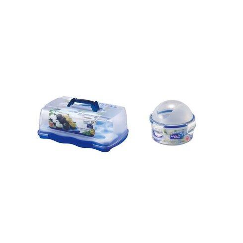 Frischhaltebehälter für Cupcakes