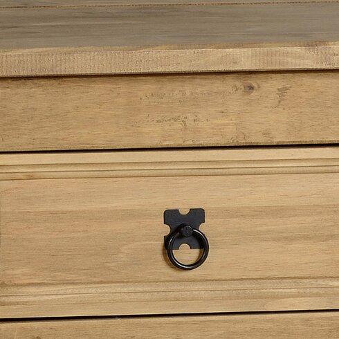 Corona 2 Door 2 Drawer Combi Chest