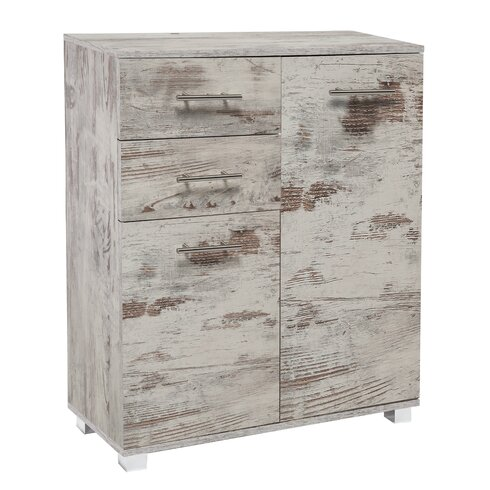 Xandra 84 x 95cm Free Standing Cabinet