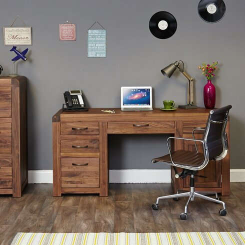 Shiro Range Executive Desk
