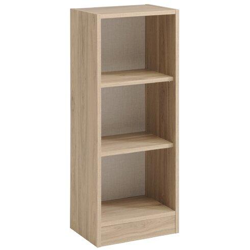 Summer 104.3cm Standard Bookcase