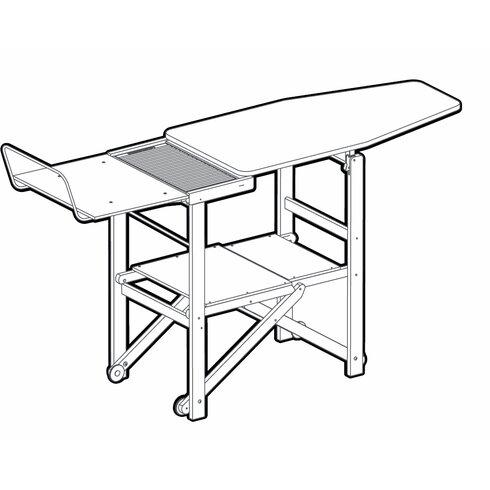 Asso Folding Ironing Station