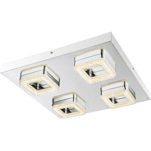 1 Light Flush Ceiling Light