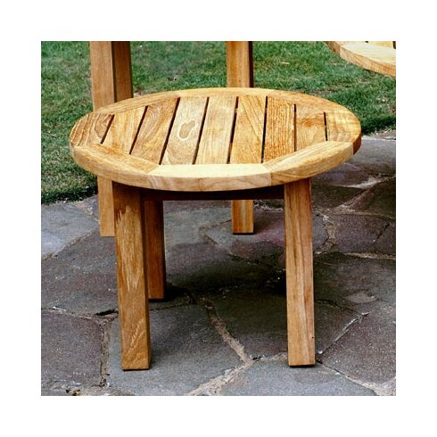 Canterbury Low Side Table