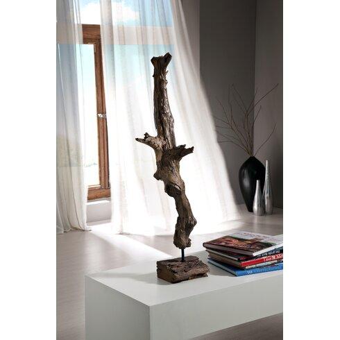 Skulptur Standwurzel