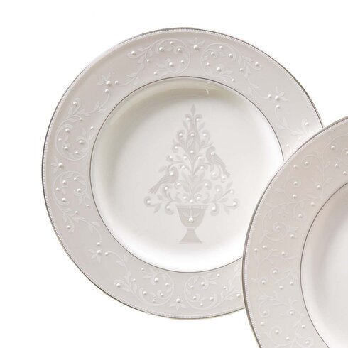 "Opal Innocence 9"" Tree Accent Plate"