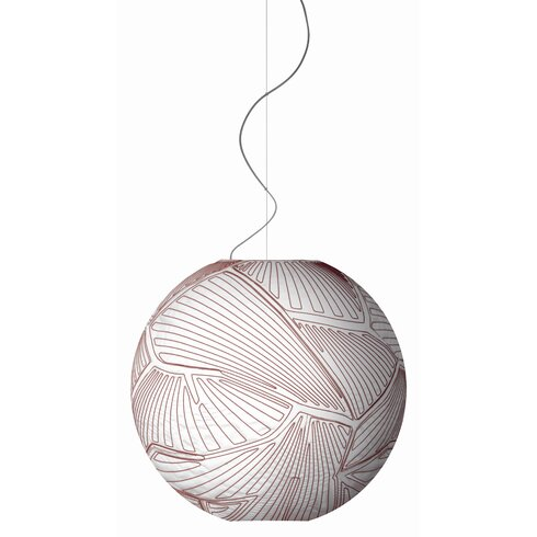 Planet Suspension Globe Pendant