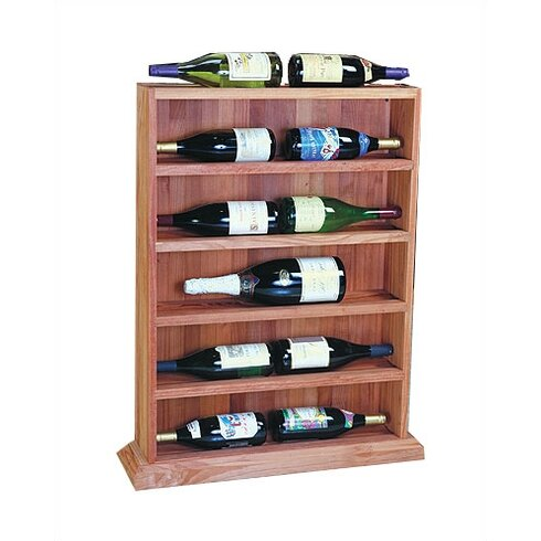 Designer Series 282 Bottle Floor Wine Rack