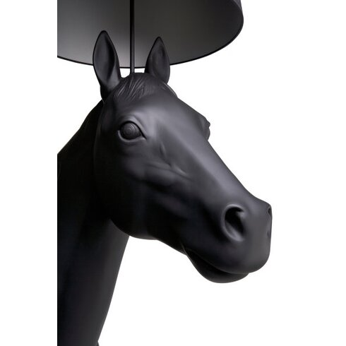 "Horse 94.5"" Floor Lamp"