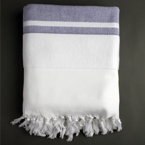 Fouta Soft Terry Bath Towel