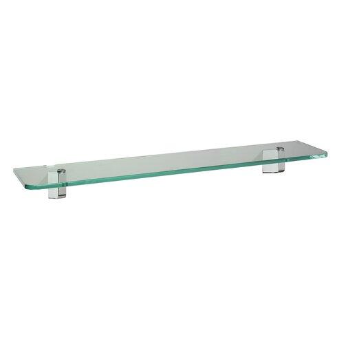 S3 50 x 6.5cm Bathroom Shelf