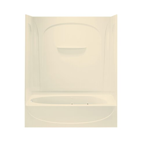"Acclaim 30"" Whirlpool Tub and Walls"