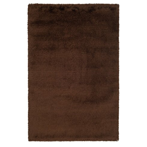Dance Hand-Woven Brown Area Rug