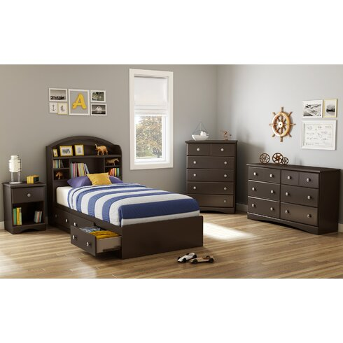 Quick View Morning Dew Platform Customizable Bedroom Set
