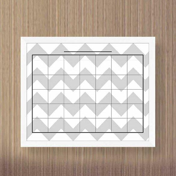 elliott framed glass dry erase board