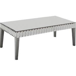 mirrored coffee tables | joss & main