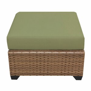 Laguna Ottoman With Cushion