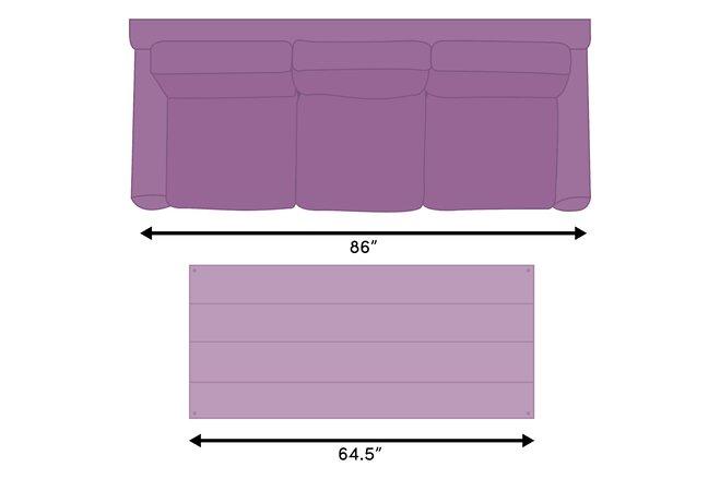 coffee table size guide | wayfair