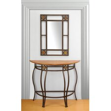 Shiflett Console Table with Mirror by Red Barrel Studio