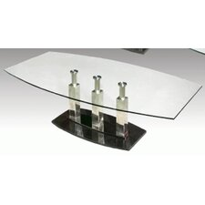 Cilla Coffee Table by Chintaly Imports