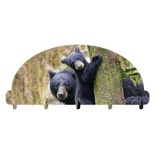 Bears Key Holder by Loon Peak